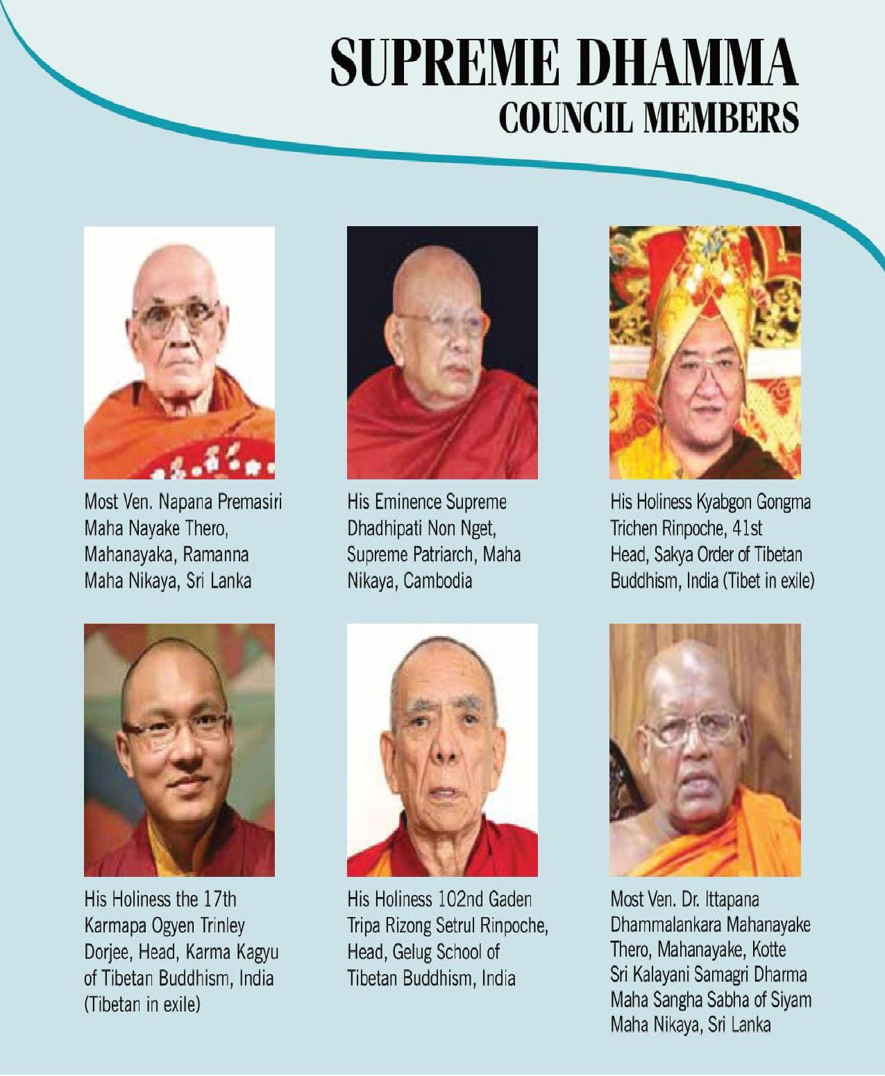 Supreme Dhamma Council